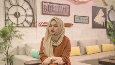 Photo of Graceful Glam – Azrin Alom's Humble Abode