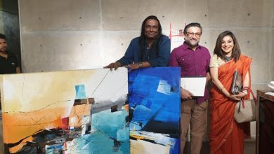 Photo of Dhaka Gallery showcased works of 26 Contemporary Artists